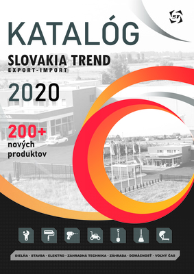 Slovakia Trend export-import |